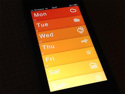 UI web-app M&TO