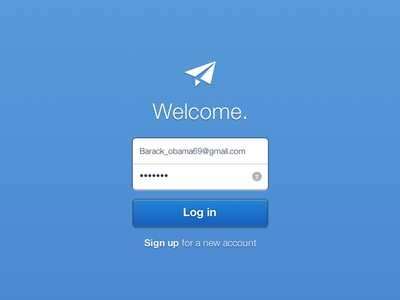 Mail-App-Log-In [LIVE DEMO]