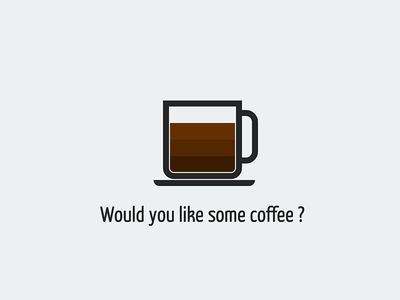 Would you like some coffee ?