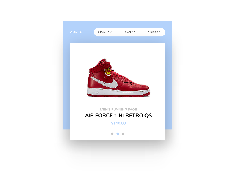 Add to - Cart slider by 𝐋𝐔𝐊𝐘 𝐕𝐉 🌹 on Dribbble
