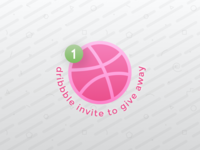 Dribbble invite to give away