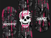 Savage | Airtracks snowboards 17/18