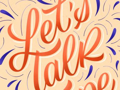 Let's Talk Type