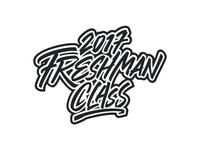 2017 Freshman Class