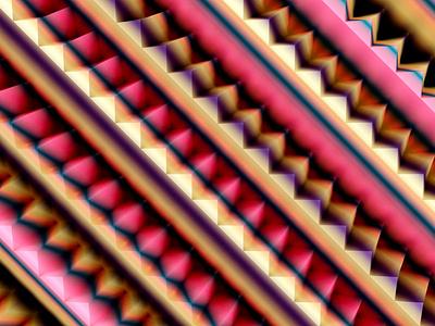 Abstract art render abstract art digital cgi geometry illustration 3d concept design