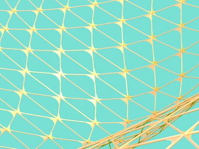 Wave render blender3d concept cgi digital art abstract geometry design illustration 3d
