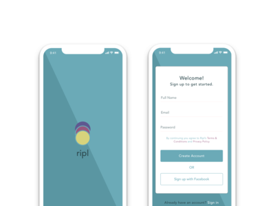 Daily UI Challenge: Day 01