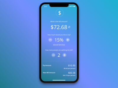 Daily UI Challenge: Day 04