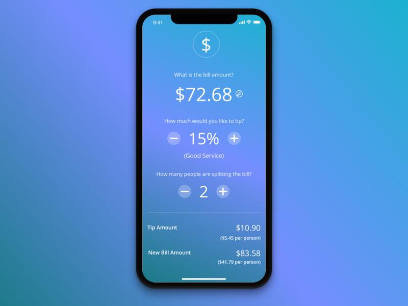 Daily UI Challenge: Day 04 calculator app calculator ui calculator 04 design daily ui app icon ux ui