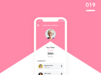 Daily UI Challenge - Day 19