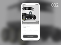 Daily UI Challenge - Day 32