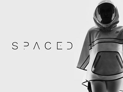#SPACEDchallenge Logo logo branding