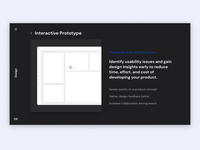 Design Assets for Interactive Consultancy Deck