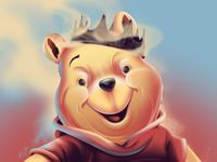 King Winnie is watching you