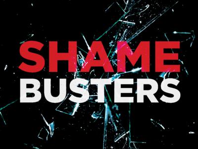Shame Busters Artwork