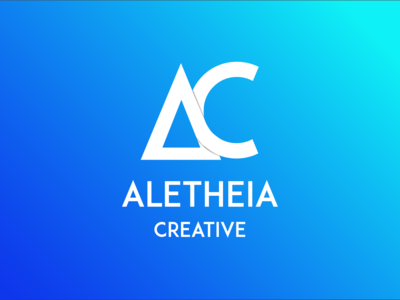 Rebrand Idea for Aletheia Creative