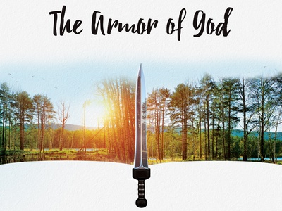 The Armor Of God - Media Cover