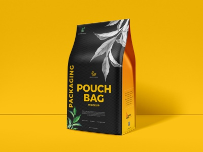 Free Packaging Pouch Bag Mockup psd print coffee bag mockup packaging design mockups mockup design identity freebie free packaging mockup mockup psd mockup free free mockup mock-up mockup packaging pouch mockup download branding