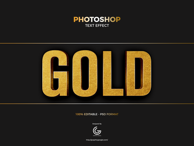 Free Gold Foil Photoshop Text Effect graphicdesigners freebie freebies free design graphics creative typography calligraphy text mockup mockups free mockup mockup free font font text photoshop text effect photoshop action text effects text effect