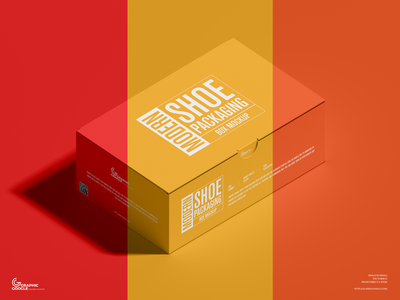Free Shoe Packaging Box Mockup psd print shoe box mockup stationery mockups packaging design identity freebie free packaging mockup box mockup mockup psd mockup free free mockup mock-up mockup packaging font download branding