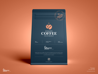 Free Coffee Pouch Mockup psd print template stationery mockups packaging mockup identity freebie free pouch mockup mockup psd mockup free free mockup mock-up mockup packaging coffee download branding