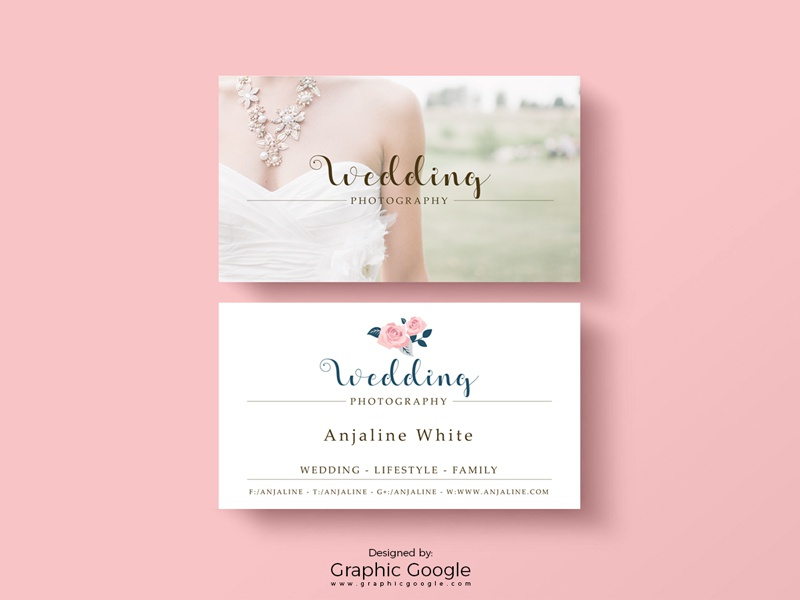 Free wedding photography business card template 2018 by graphic free wedding photography business card template 2018 ai free freebies freebie free template template business card friedricerecipe Images