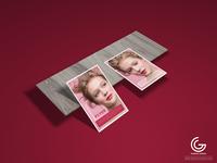 Free Branding Flyer Mockup Psd
