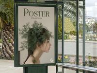 Free Billboard Mockup Psd