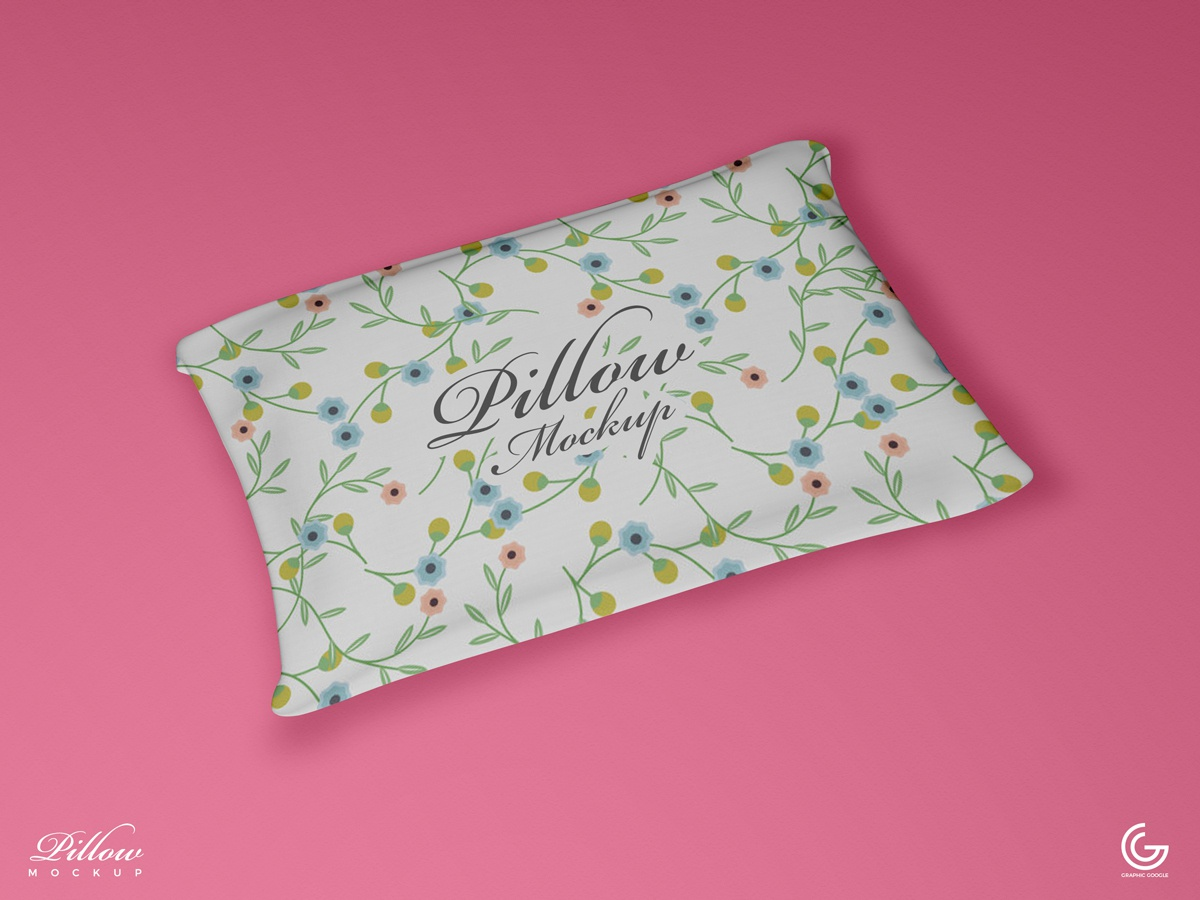 Free PSD Pillow Mockup For Presentation freebies branding mockup psd free psd mockup psd mockup free mockup template psd mockup free free mockup mockup freebie pillow mockup