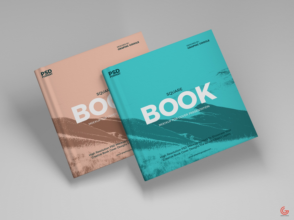 free brand book mockup for cover presentation by graphic google