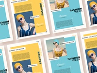 Free Fashion Flyer Templates For 2019