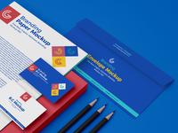 Stationery Branding Concept 2019