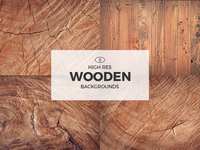 5 High Res Free Wooden Backgrounds