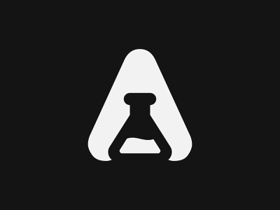 Alchemy Trading a logo design lettermark design minimal vector flat trading logo trading alchemy symbol icon symbol logo symbol logo mark symbol logo mark logomarks logomark logos logodesign logo design logo