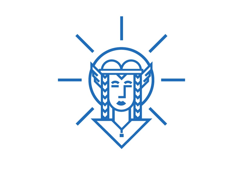 Frigg Norse God Of Love And Destiny By David Tibi Dribbble
