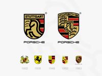Porsche Rebranding
