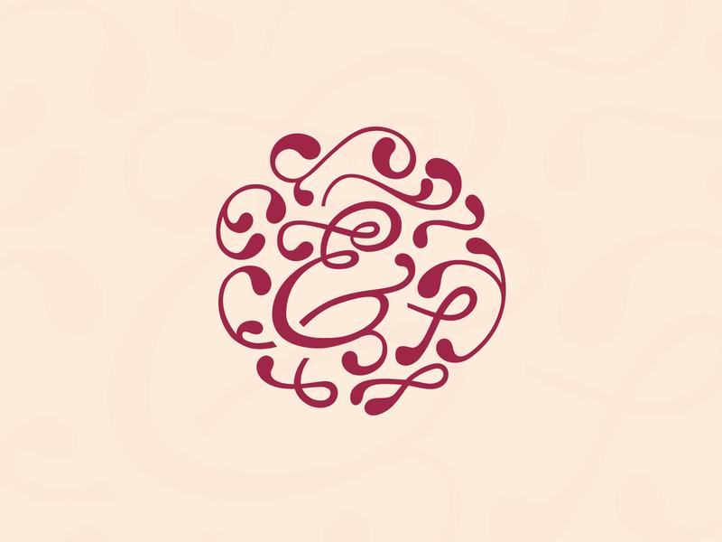 Enrapture Las Vegas illustration vector minimal minimalist logo typography art graphic design logo logo design crest logo flat branding monogram logo monogram design logotype logomark icon monogramlogo monogram linework