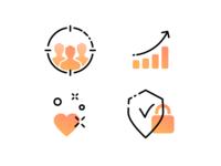 Line Icons --
