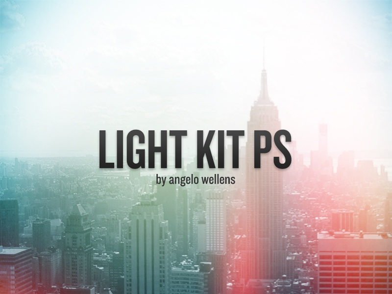 Light kit dribbble