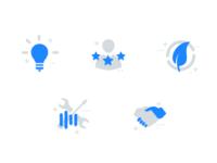 WIP - Icons icons logos