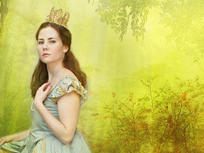 Queen of Summer photoshop manipulation