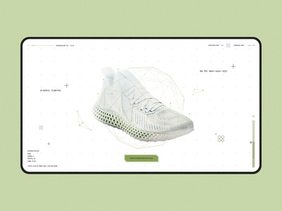 adidas Alphaedge 4D product breakdown