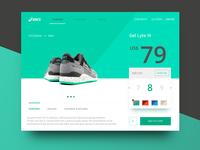 Footwear Mini Site Store - 6th shot