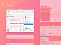 Asana Concept MacOS — Final Showcase