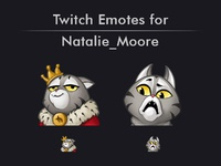 Twitch Emotes for Natalie_Moore