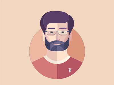 solo vector illustration