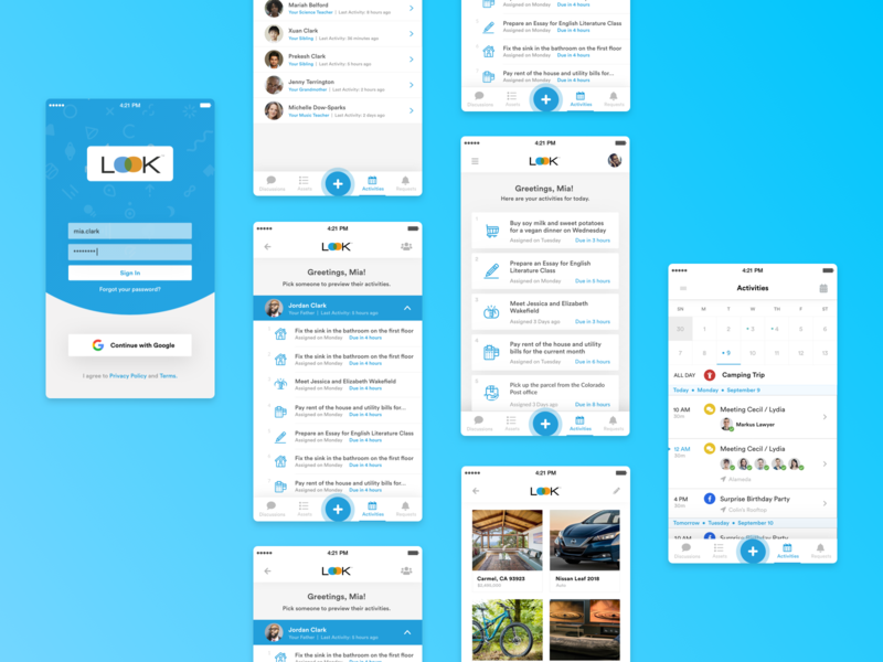 LookSolves - Mobile Application