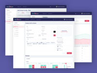 StoryShaker - Inner Dashboard Pages ux user interface clean ui ux web app application dashboard