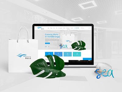 Galeria Molo rwd html5 svg design web mall shopping wordpress