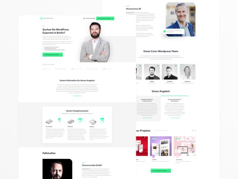 Alphta - WordPress Experten in Berlin